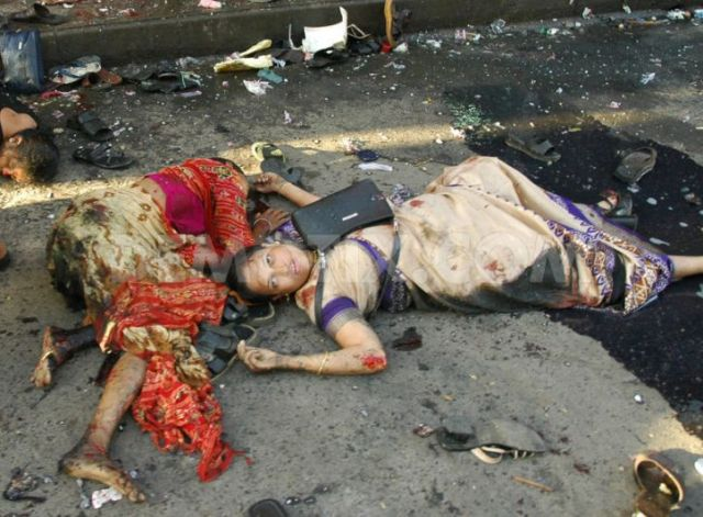 21 August grenade attack in Dhaka