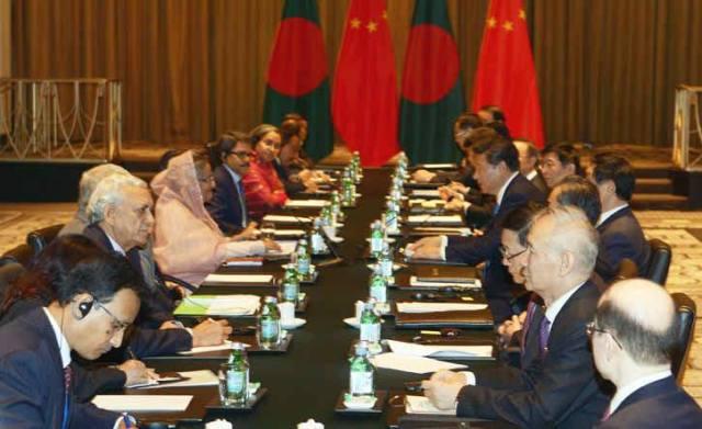 BANGLADESH CHINAS FRIENDSHIP