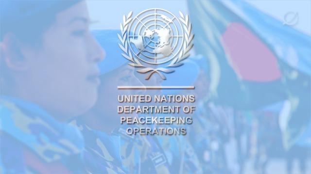 BANGLADESH WOMEN PEACEKEEPERS 1