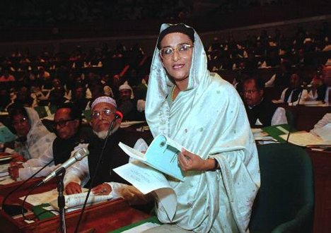 sheikh hasina 1996