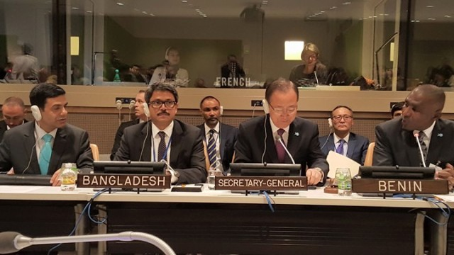Bangladesh has been elected as chairman of the LDCs (Least Developed Countries) at the United Nations for three years