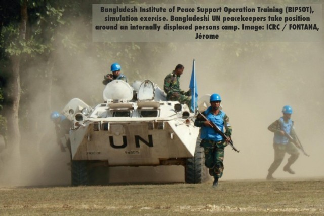 Bangladesh Institute of Peace Support Operation Training (BIPSOT)