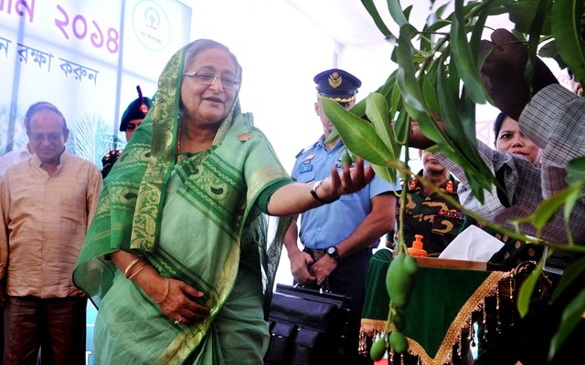 Bangladesh Prime Minister Sheikh Hasina will be handed over 'Champion of the Earth' award during the United Nations General Assembly