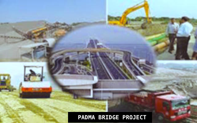 Padma Bridge project