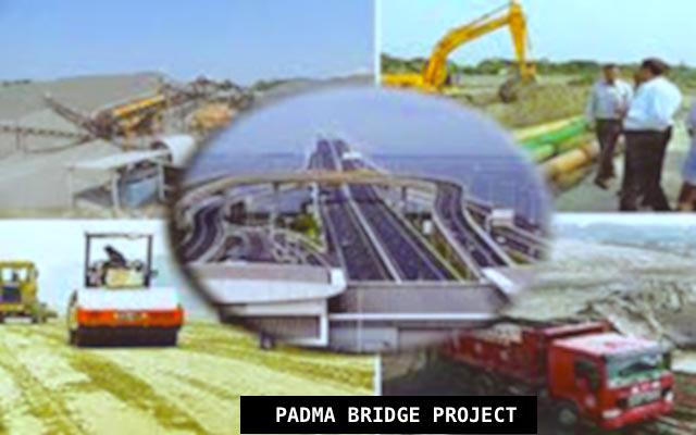 Padma Bridge project