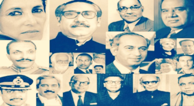 ASSASSINATED BD PAK LEADERS