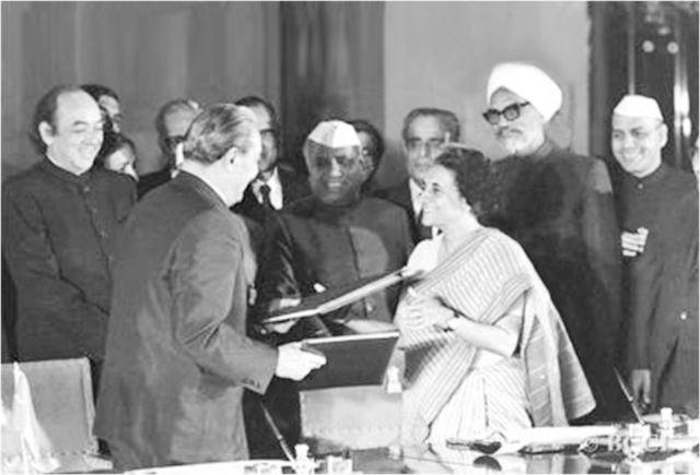 Prime Minister Indira Gandhi 's interview with Ramesh Chandra