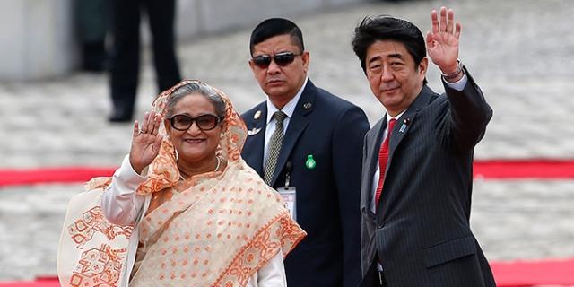 hasina-japan-visit
